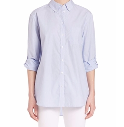 Equipment  - Margaux Cotton Shirt