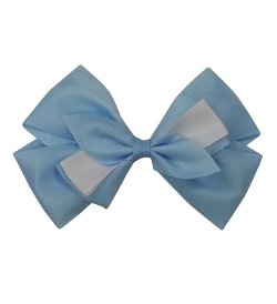 CoverYourHair - Double Bow Hair Clip