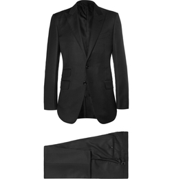 Tom Ford - Peak Lapel Wool Suit