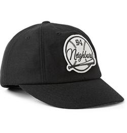 Neighborhood - Wool-Twill Baseball Cap