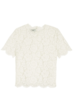 Valentino - Lace Top