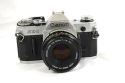 Canon  - AE-1 35mm Film Camera