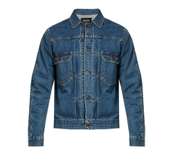 Kuro - Extensible Denim Jacket