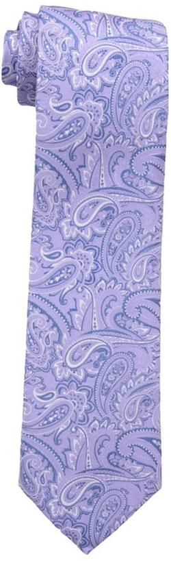 Haggar - Classic Washable Paisley Tie