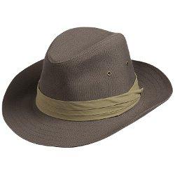 San Diego Hat Company  - Canvas Fedora Hat