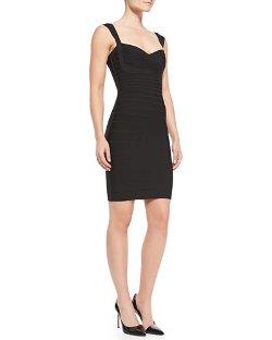 Herve Leger - Abrielle Essential Signature Bandage Dress