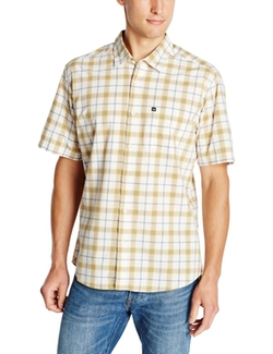 Quiksilver - Check Short Sleeve Shirt