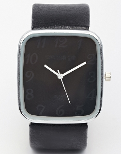 Reclaimed Vintage - Square Watch