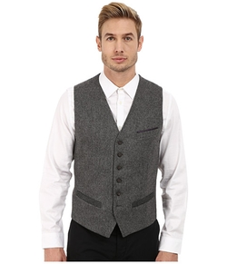 Ted Baker - Illiwai Contrast Trim Waistcoat