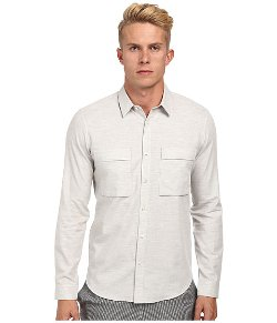 Theory  - Spencer Findlay Button Up
