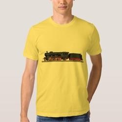 Zazzle - Express Train Locomotive T-Shirt
