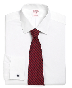 Brooks Brothers - Madison Fit Spread Collar Dress Shirt