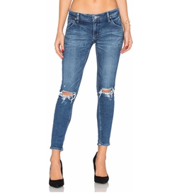 Regalect  - Distressed Skinny Jeans