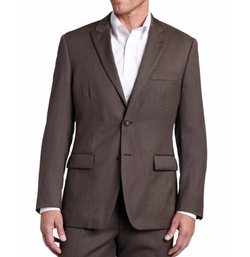 Perry Ellis - Brown Suit Separate Jacket