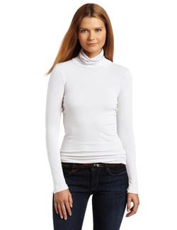 Splendid - Long Sleeve Turtleneck Top