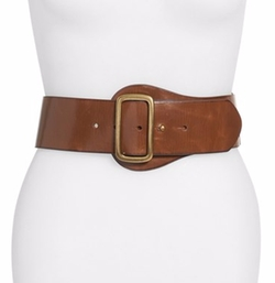 Steven By Steve Madden - Leather Belt