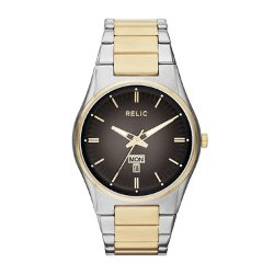 Relic - Sheldon Mens Two-Tone Watch