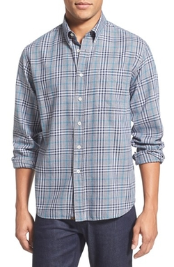 Billy Reid - Tuscumbia Plaid Sport Shirt