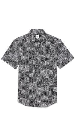 Opening Ceremony  - Half Placket Shirt