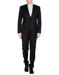 Brian Dales - Lapel Collar Suit