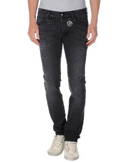 Karl Lagerfeld  - Washed Denim Pants