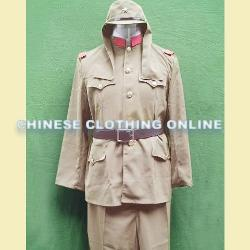 Chinese Clothing Online - Japanese Army Soldier Uniform