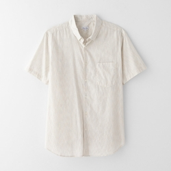 Steven Alan - Short Sleeve Single Needle Shirt
