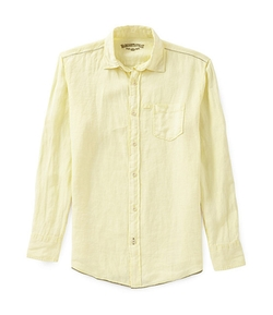 Margaritaville - Long-Sleeve Linen Shirt