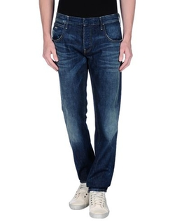 Emporio Armani - Straight Leg Denim Pants