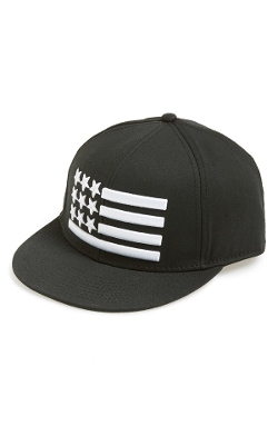 Topman - Embroidered Snapback Cap