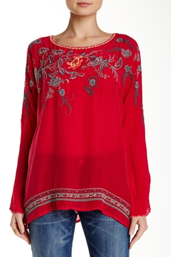 Johnny Was  - Knit Detailed Tunic Top