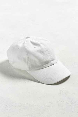 UO  - Curved Brim Baseball Hat