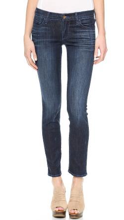 True Religion  - Victoria Cigarette Ankle Jeans