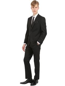 Hugo Boss - Wool & Silk Tuxedo Suit