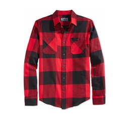 American Rag - Frosty Flannel Shirt