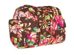 Vera Bradley  - Baby Bag in English Rose