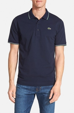 Lacoste - Tipped Sport Polo Shirt