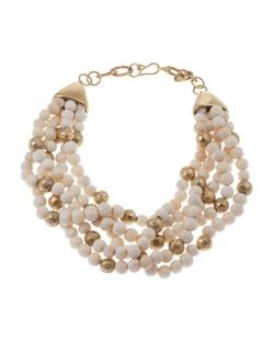 Ashley Pittman - Multi-Strand Chunky Bead Necklace