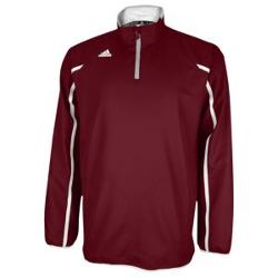 ADIDAS - Team Climalite 1/4 Zip Pullover