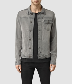 AllSaints - Slab Denim Jacket