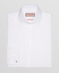 Thomas Pink Fleming Plain Dress Shirt - Regular Fit - Fleming Plain Dress Shirt