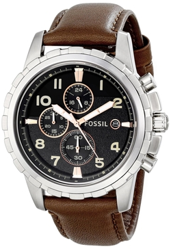 Fossil - Chronograph Stainless Steel Watch