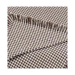 Eco2Cotton - Hanover Houndstooth Hemingway Afghan Throw Blanket