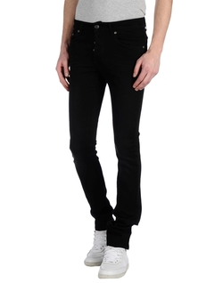 Daniele Alessandrini - Front Closure Denim Pants