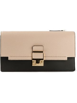 Lanvin - Colour Block Clutch Bag