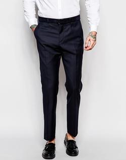 Asos  - Slim Tuxedo Pants