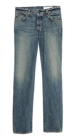 Rag & Bone  - Augusta Slim Straight Jeans
