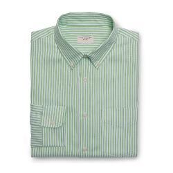 Club Monaco - Classic-Fit Striped Dress Shirt