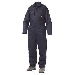 Work King  - Twill Coveralls - Unlined, Long Sleeve