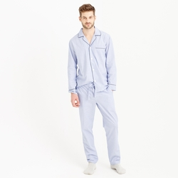 J.Crew - Cotton Poplin Pajama Set